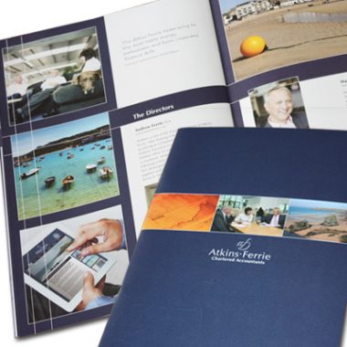 Atkins Ferrie Accountants Chartered brochure
