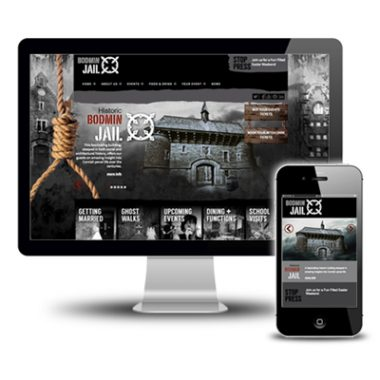 Bodmin Jail website