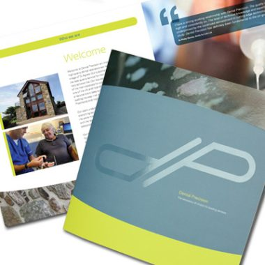 Dental Precision company brochure
