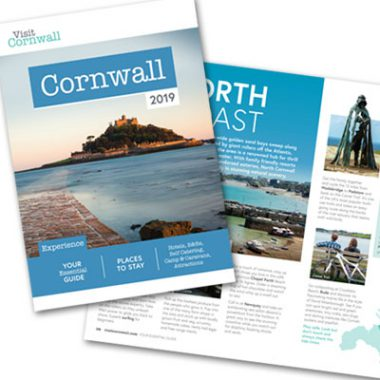 Places to Stay brochure - Visit Cornwall