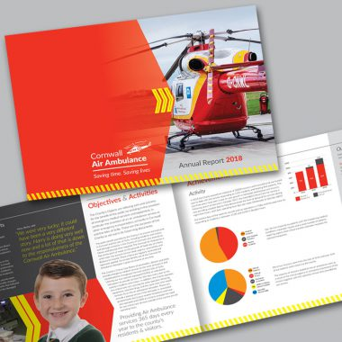 Cornwall Air Ambulance Annual Report 2018
